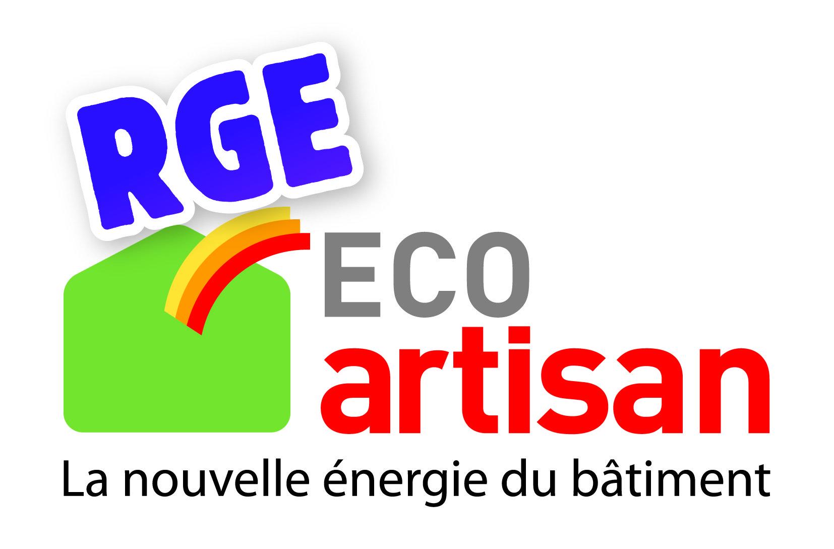 LOGO ECO ARTISAN RGE - ACCUEIL